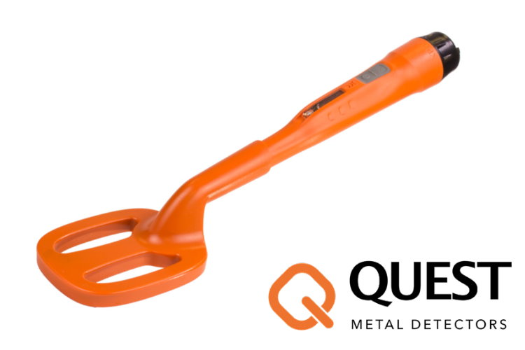 Quest Scuba Metalldetektor